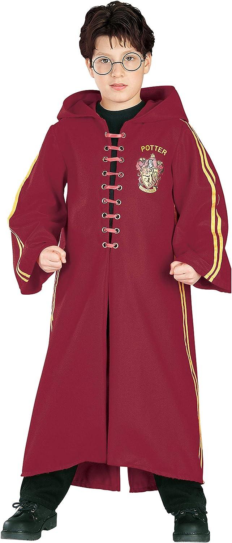 B0009NW88U Harry Potter Child's Deluxe Quidditch Robe, Small 71FCOsJ9e%2BL