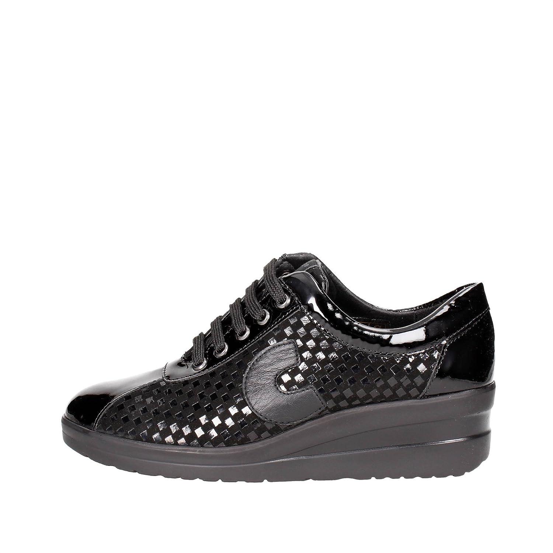 Cinzia Soft IV9493-ACF 001 Zapatillas De Deporte Bajas Mujer 39|Negro