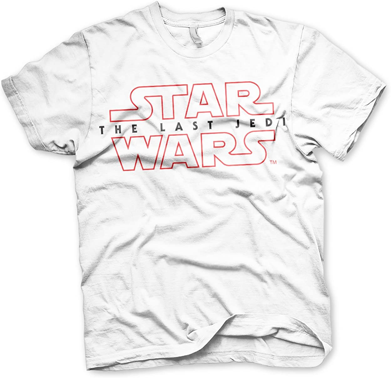 4XL Officially Licensed Star Wars 5XL Men T-Shirt The Last Jedi Troopers 3XL