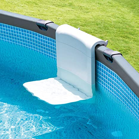 Intex 28053 - Asiento Piscina para Piscinas Desmontables: Amazon.es ...