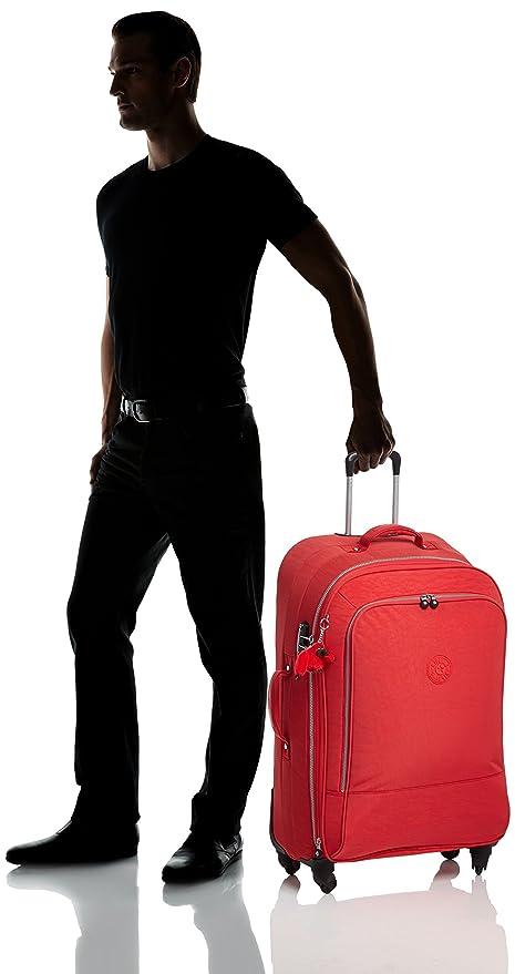 Kipling Maleta trolley laptop, rojo - Cardinal Red, K1501710P_Cardinal Red_82: Amazon.es: Equipaje