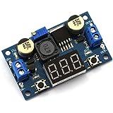 DZS Elec XL6009 DC-DC Booster Regulator Module Input 3-32V to Output 5-35V Instead of LM2577 with Digital Tube Display Step-up Module