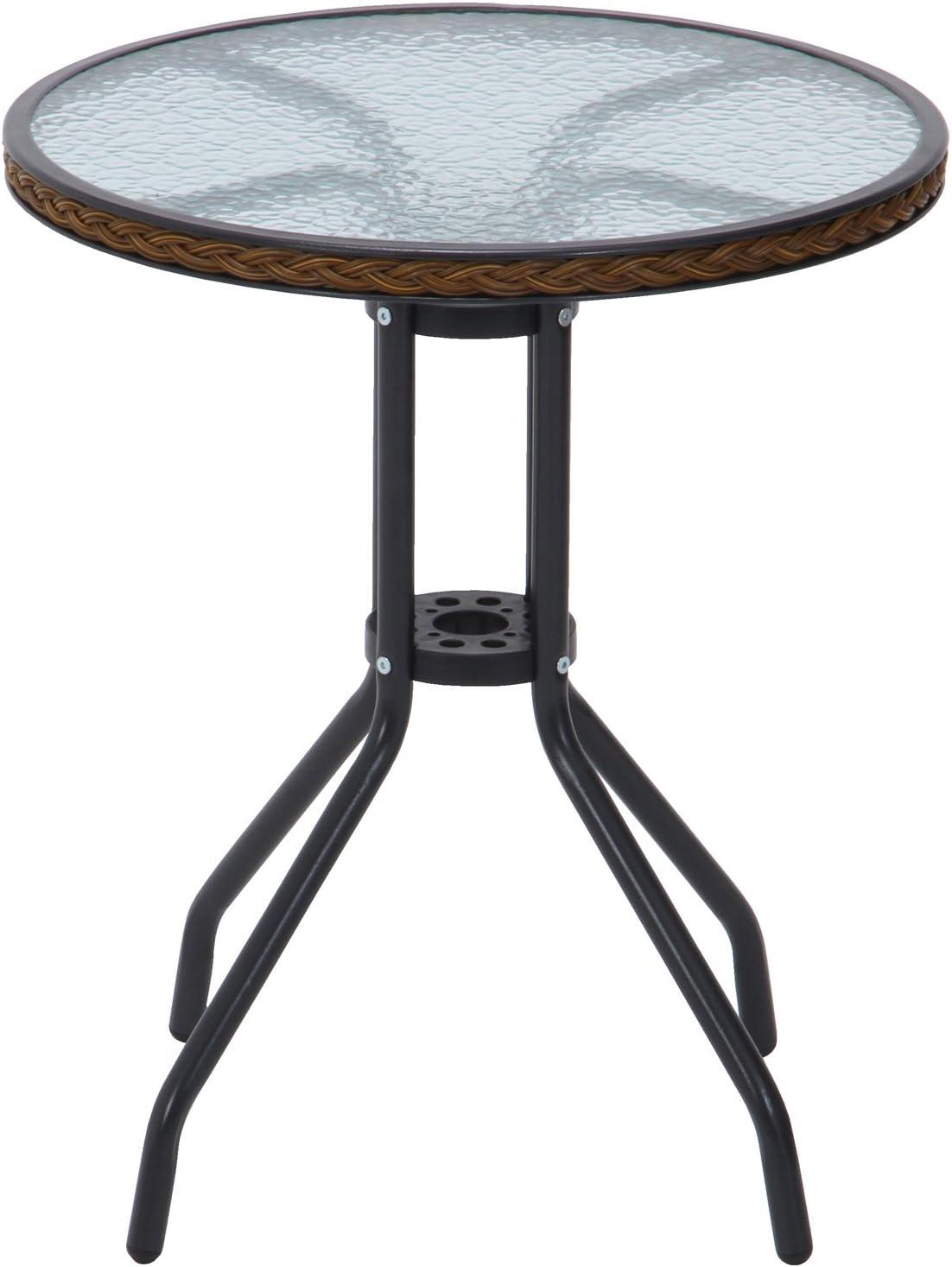 不二貿易 ガラステーブル