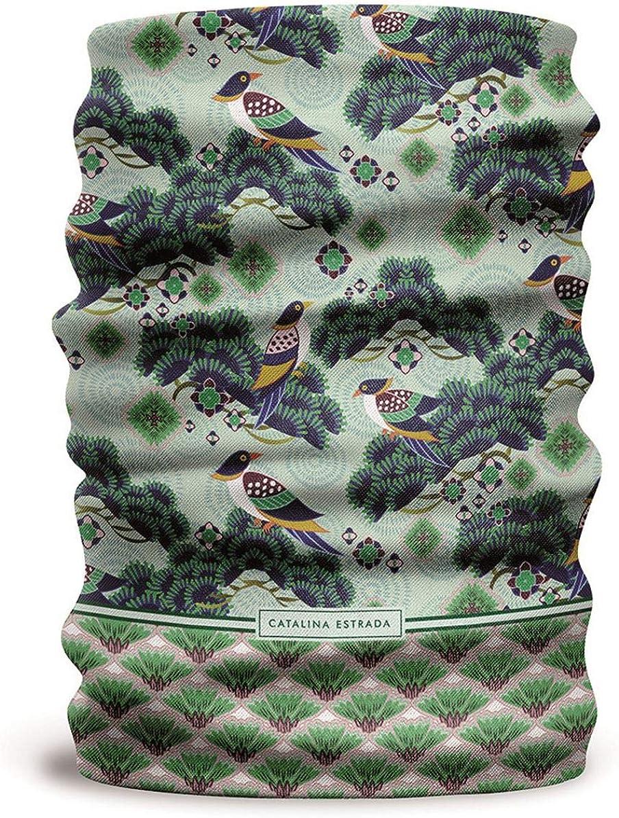MATT Scarf Flower Unisex Schal Catalina Estrada Tuch in tollen Farben
