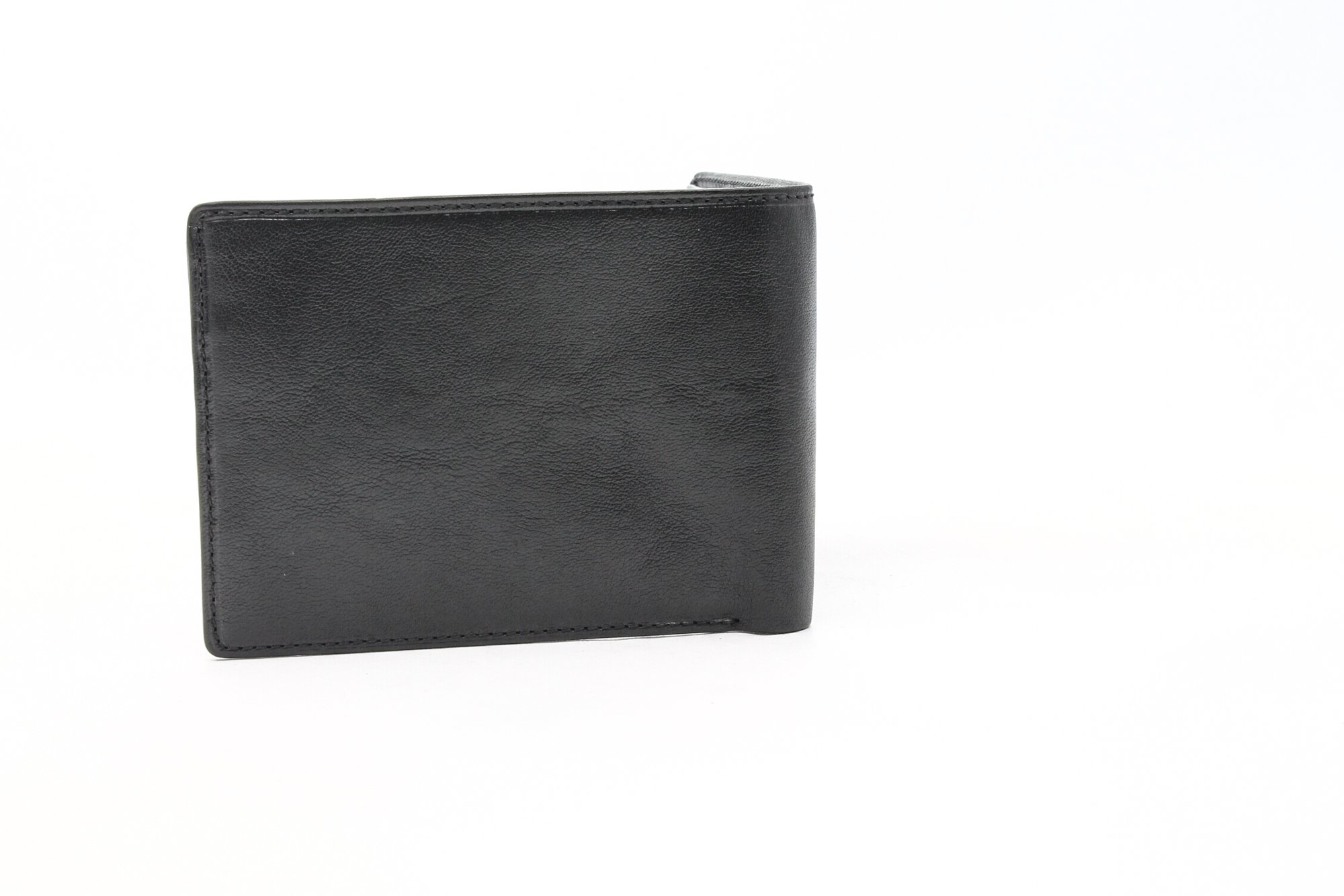 Women's Italian Bull Leather Bifold Wallet with Removable ID Card Case by Tony Perotti (Image #4)