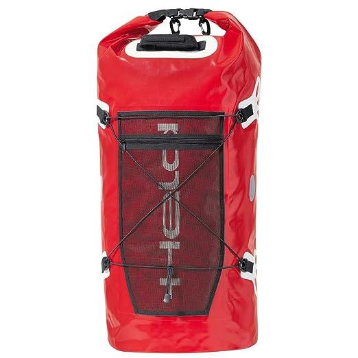 40 L Held Roll-Bag Gepäckrolle  Gr Hecktasche Rot Weiß