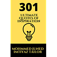 301 ULTIMATE QUOTES OF INSPIRATION (English Edition)