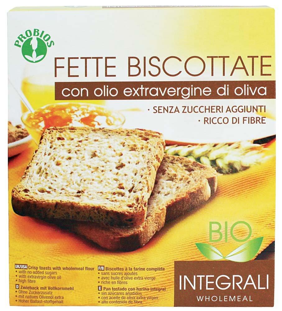Rebanadas Bisc Integr S / zucch 270g: Amazon.es: Salud y cuidado ...