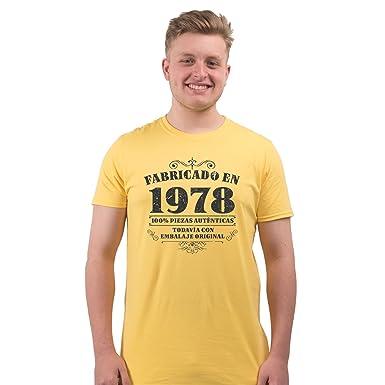 Bang Tidy Clothing Camiseta de Hombre para Regalo de 40 ...