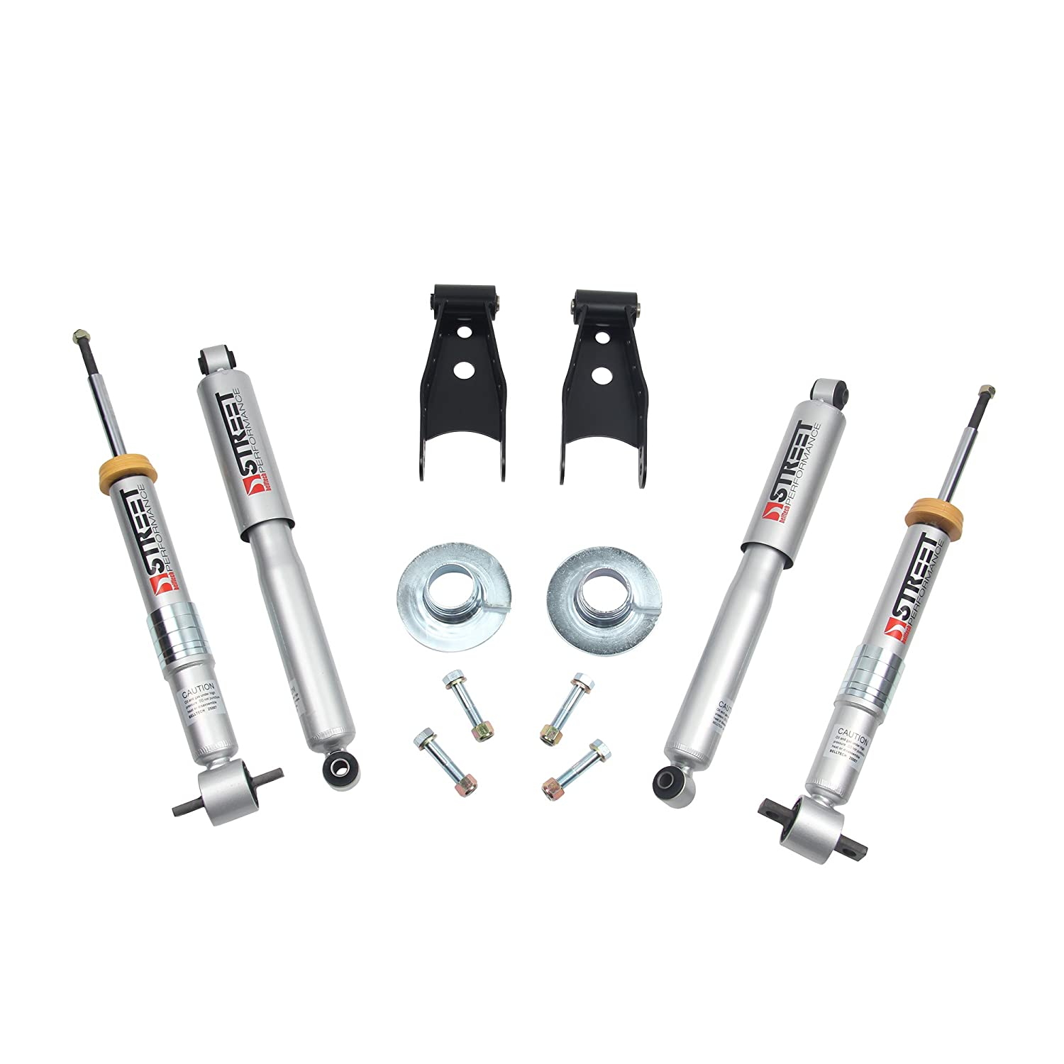 2014 F-150 All cab Short Bed 2wd//4wd +1 to-3F 4 R Belltech 1003SP Lowering Kit