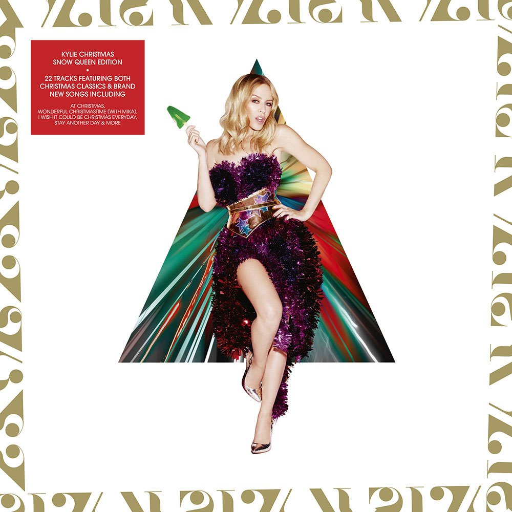 Kylie Christmas: The Snow Queen Edition [2016 Release] by Kylie ...