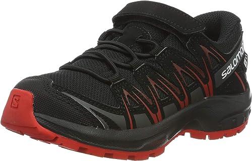 SALOMON Speedcross CSWP K Chaussures de Trail Mixte Enfant