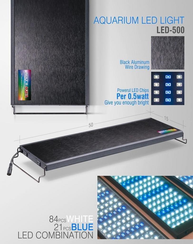 Gowe AQUARIUM LED LIGHT LED-800