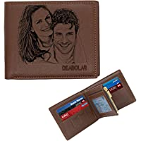 Aolun Billetera Personalizada Hombre,Cuero Billetera,Billeteras Personalizadas Foto