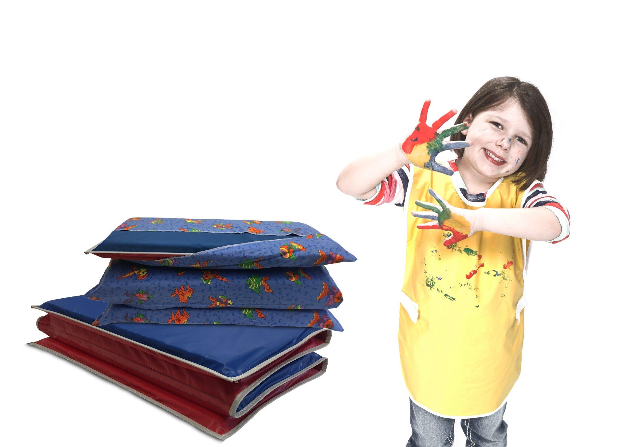 KinderMat Kinder Bundle KinderSheet + KinderSmock
