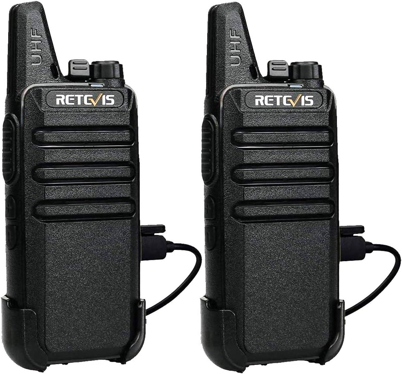Retevis Rt622 Walkie Talkie Mini Professionelle Ctcss Elektronik