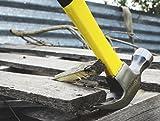 16 oz Fiber Glass Claw Hammer Heavy Duty