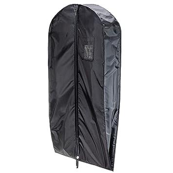 Amazon.com: HANGERWORLD - Funda para traje de nailon negro ...