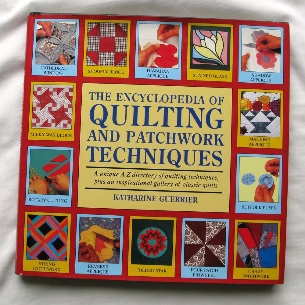 Download The Encyclopedia of Quilting and Patchwork Techniques PDF