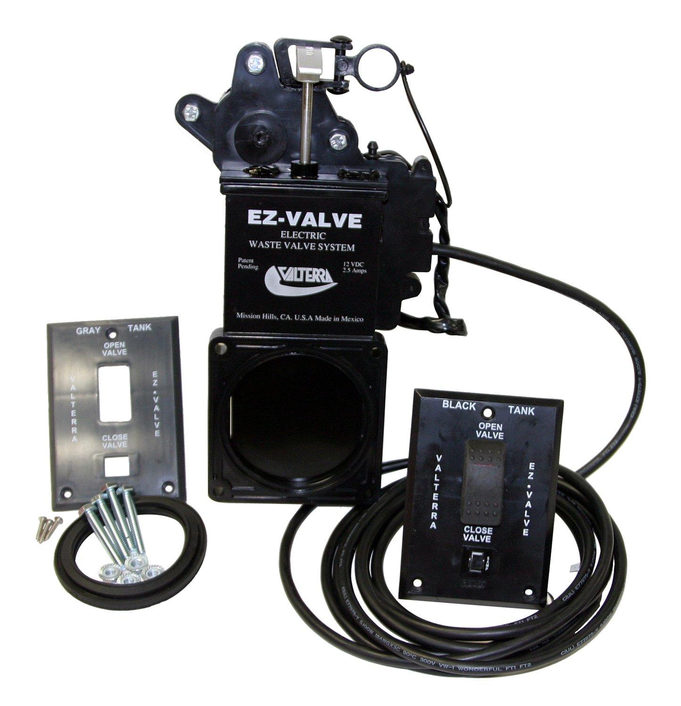 Valterra E1003VP EZ Valve 3'' Electric Waste Valve System by Valterra