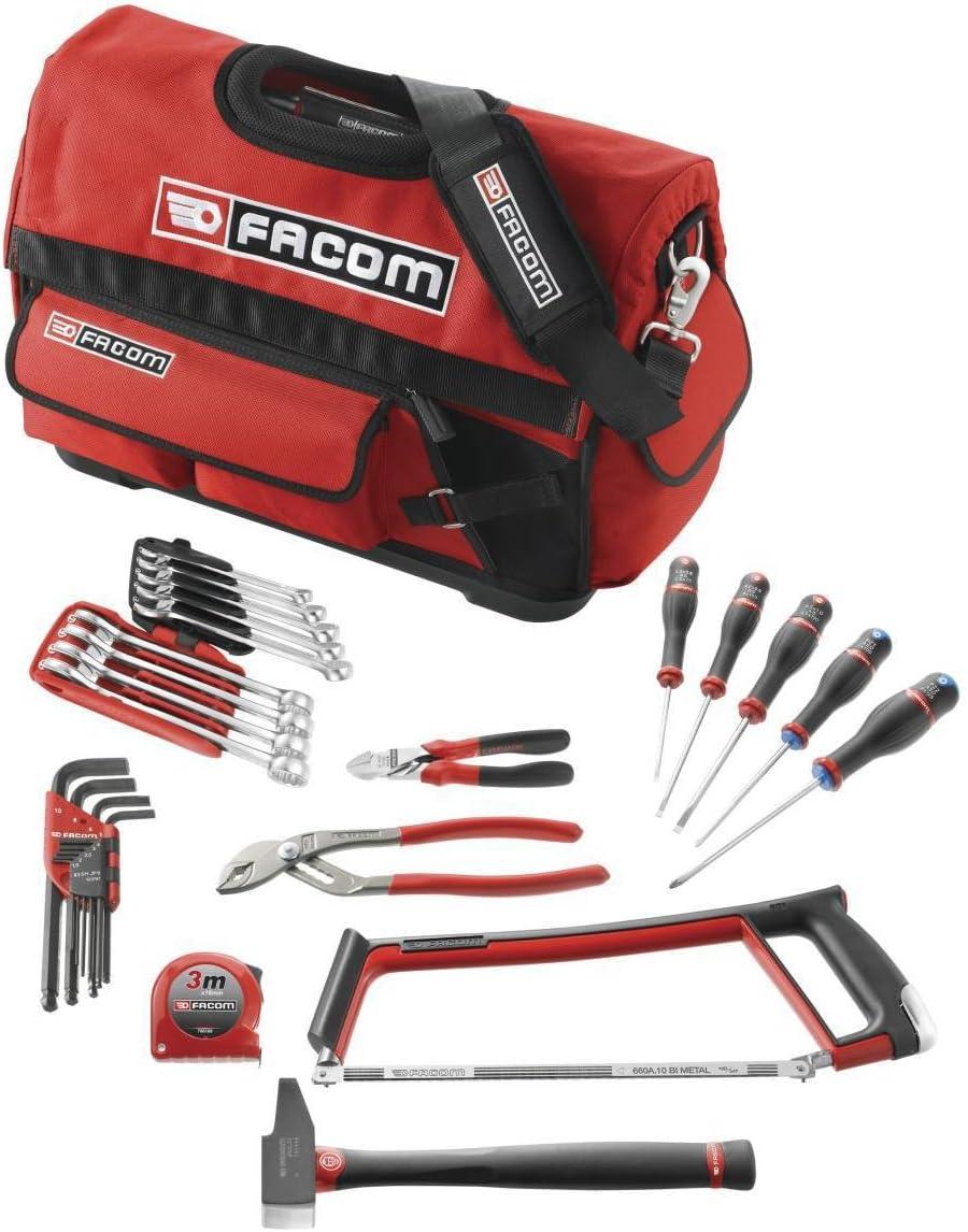Facom-Caja para herramientas 29 piezas, ref ..FC29PB-CM: Amazon.es: Bricolaje y herramientas