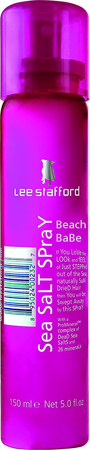 Lee Stafford Beach Babe Sea Salt Spray Tousled Texture Look 150ml 200413
