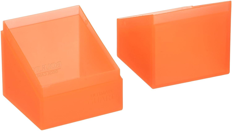 Ultimate Guard UGD010846 Boulder 100 Deck Case Poppy Topaz