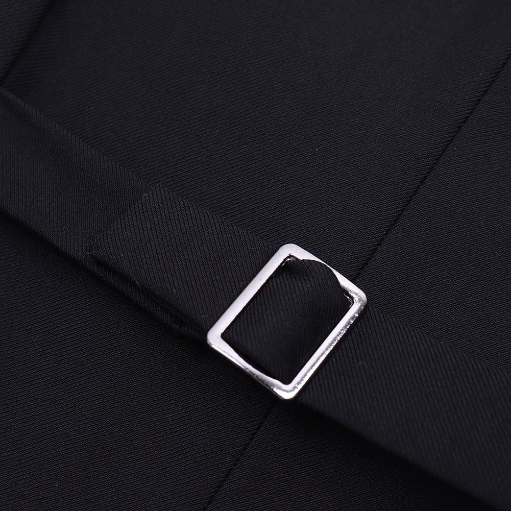 ranrann Kids Boys Classic-Style Gentleman Blazer Waistcoat Wedding Birthday Party Formal Suit Vest