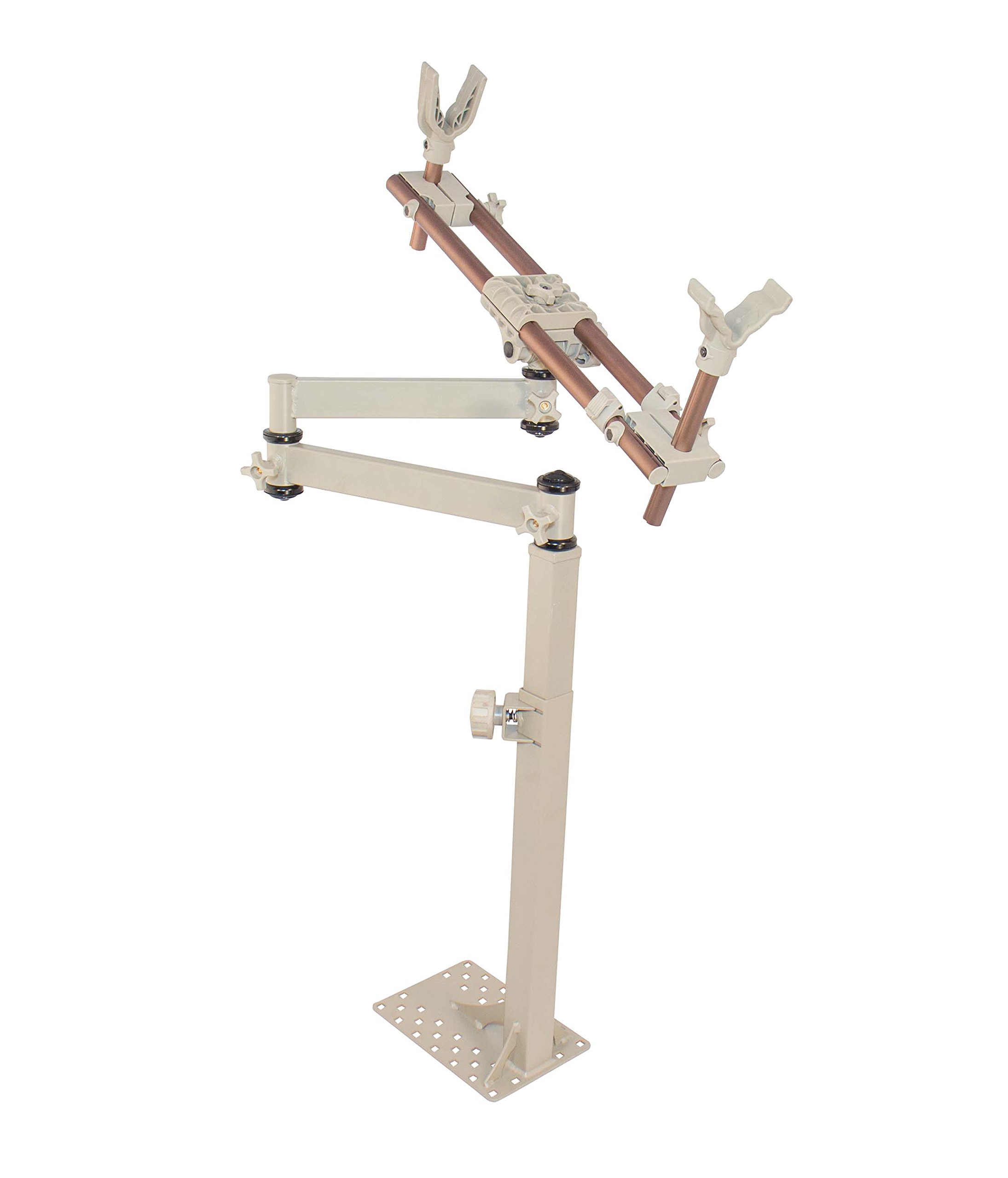 Caldwell DeadShot TreePod Adjustable Ambidextrous Rifle Shooting Rest for Outdoor Range and Hunting by Caldwell