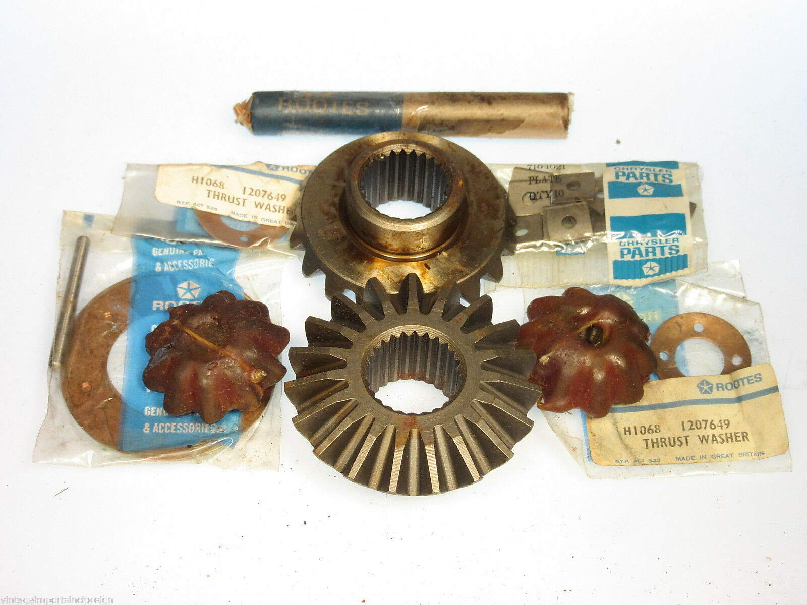 EPC Sunbeam Hillman Humber & Rootes Group NOS Factory Pinion Gear Kit 5200881