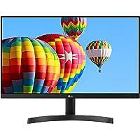 "LG 24MK600M-B - Monitor FHD de 60,4 cm (23,8"") con Panel IPS (1920 x 1080 píxeles, 16:9, 250 cd/m², NTSC >72%, 1000:1, 5…"
