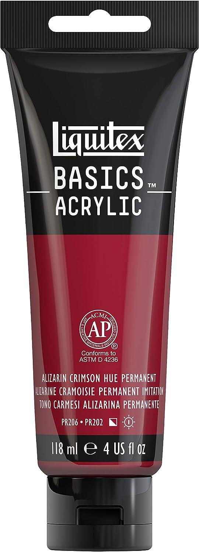 Liquitex BASICS Acrylic Paint, 4-oz tube