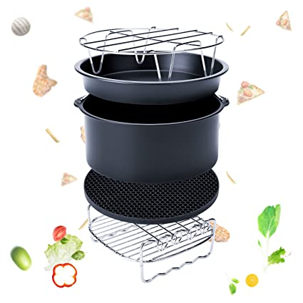 Amazon Com Air Fryer Accessories For Gowise Phillips And Cozyna