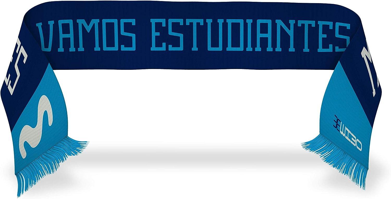 Movistar Estudiantes 8436588620767 Bufanda, Unisex-Adult, Marino ...