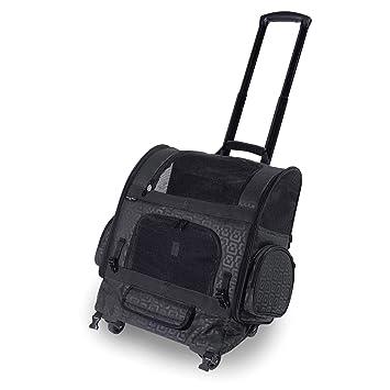 Gen7Pets geométrico roller-carrier mochila: Amazon.es: Productos para mascotas