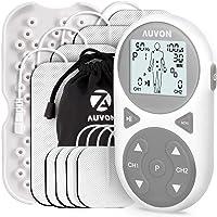 Auvon TENS Unit EMS Massage Muscle Stimulator Machine