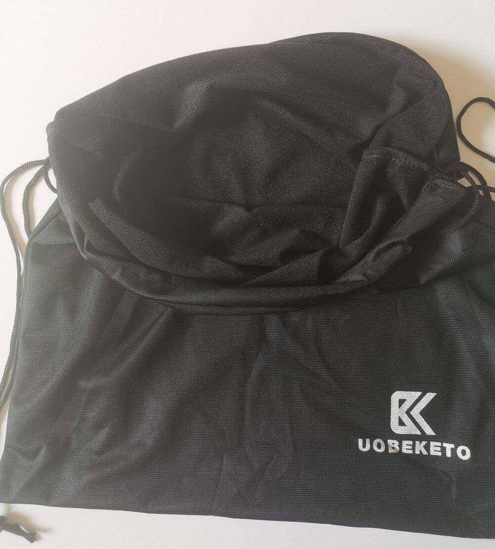 45x40cm UOBEKETO Welding Helmet Mask Hood Storage Carrying Bag Drawstring Backpack with Drawstring Locking for Welding Motorcycle Bicycle Ski Equestrian Helmet