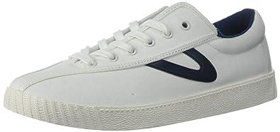 cb9b75f0ebb3 Tretorn Men s NYLITEPLUS Sneaker Vintage White Night 7 Medium US