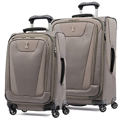 """Travelpro Maxlite 4 2 Piece set: Expandable 29"""" and 21"""" Spinners"""
