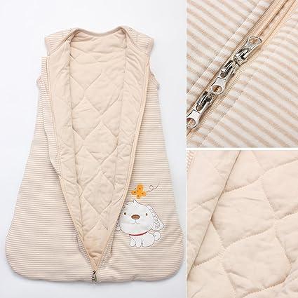 Saco de dormir para bebé se el año niño algodón.TOG 2.5/perro.Talla 0 - 6 años. rosa rose Talla:XL:130cm(3-6ans): Amazon.es: Bebé