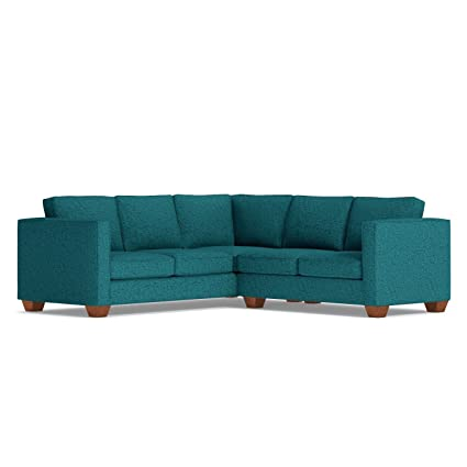 Amazon.com: Catalina 2-Piece L-Sectional Sofa, Chicago Blue ...