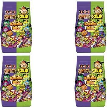 BRACHS S&S KIDDIE MIX 6/69.8 OZ SUB - Pack of 4