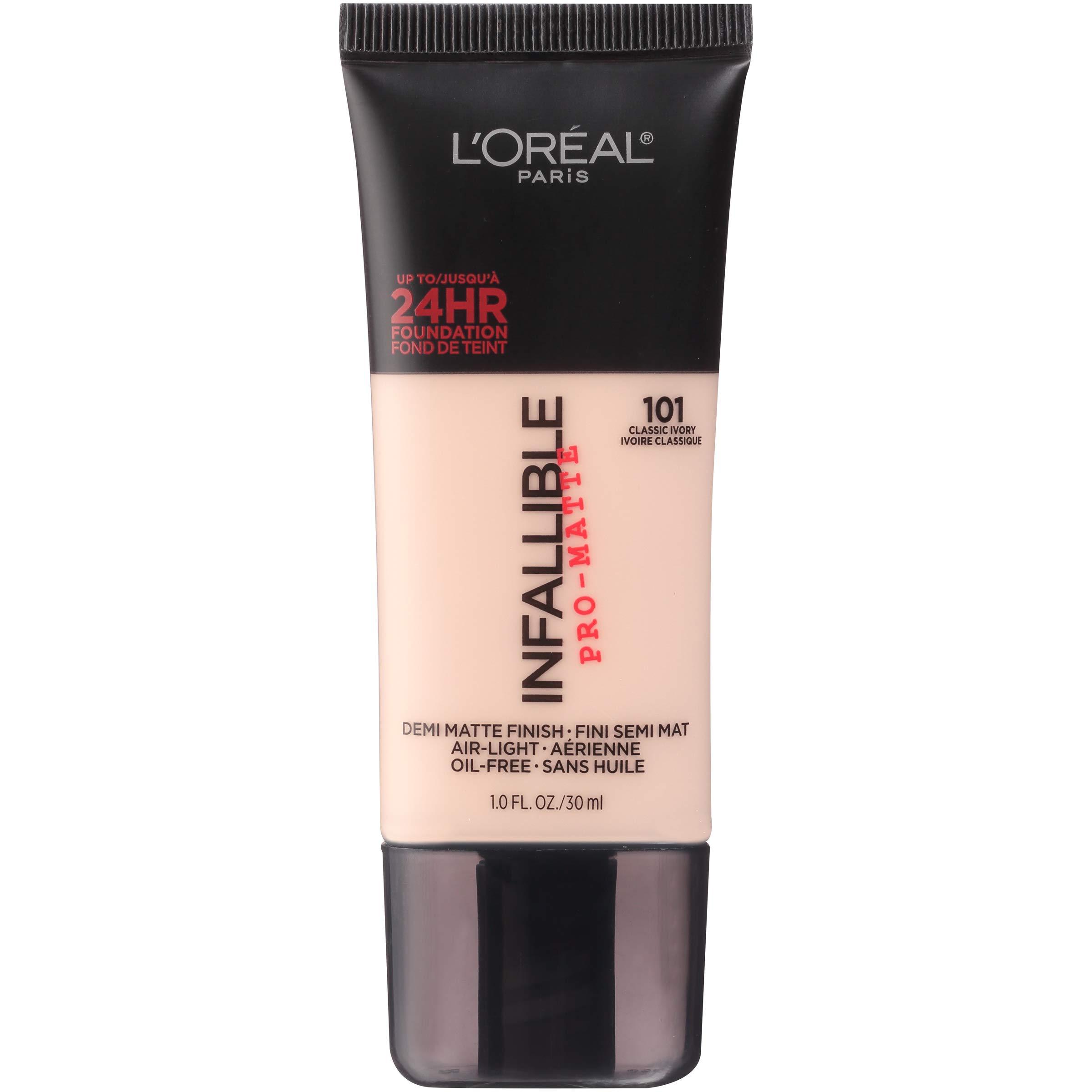 Amazon.com: LOreal Paris Cosmetics Infallible Pro Glow