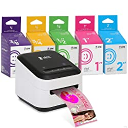 ZINK Wireless Wi-Fi Color Label Printer