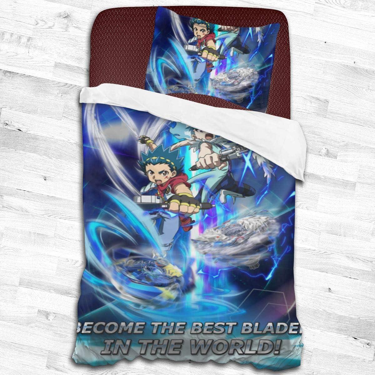 Burst Rivals Microfiber Printed 2-Piece Bedding Set Bed Sheets Cover Comforter Sets Adults Kids