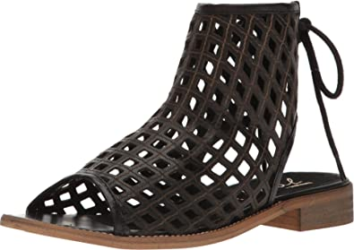Coolway Women's Aimy Black Sandal