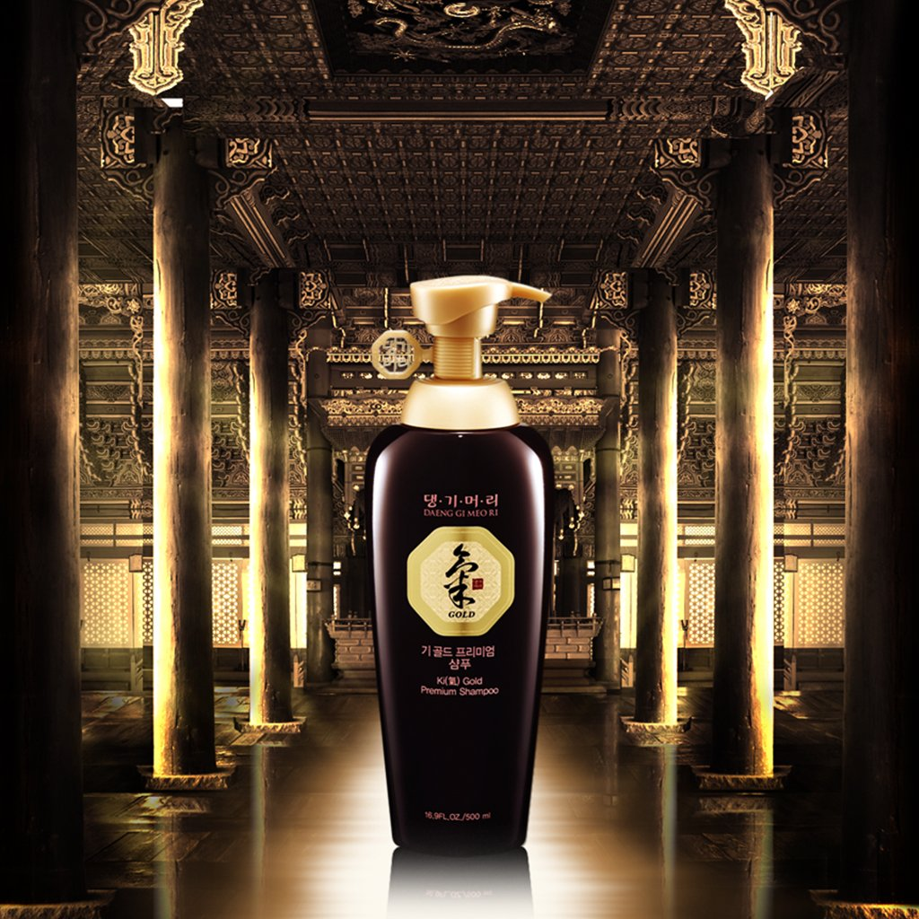 Daenggimeori Best Item Korea No1 Premium Scalpcare Vitalizing Shampoo Penumbuh Rambut New Gold By Daeng Gi Meo Ri 500ml Amazoncom Ki