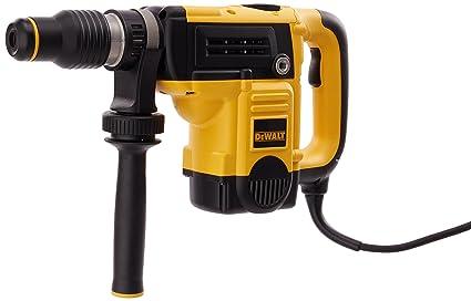 1d9ef86f3c6 Image Unavailable. Image not available for. Color  DEWALT D25501K 1-9 16-Inch  SDS Max Combination Hammer Kit