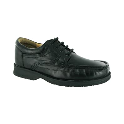 Amblers Angus Herren Schuhe / Schnürschuhe (39 EUR) (Schwarz) G6TmXvJ