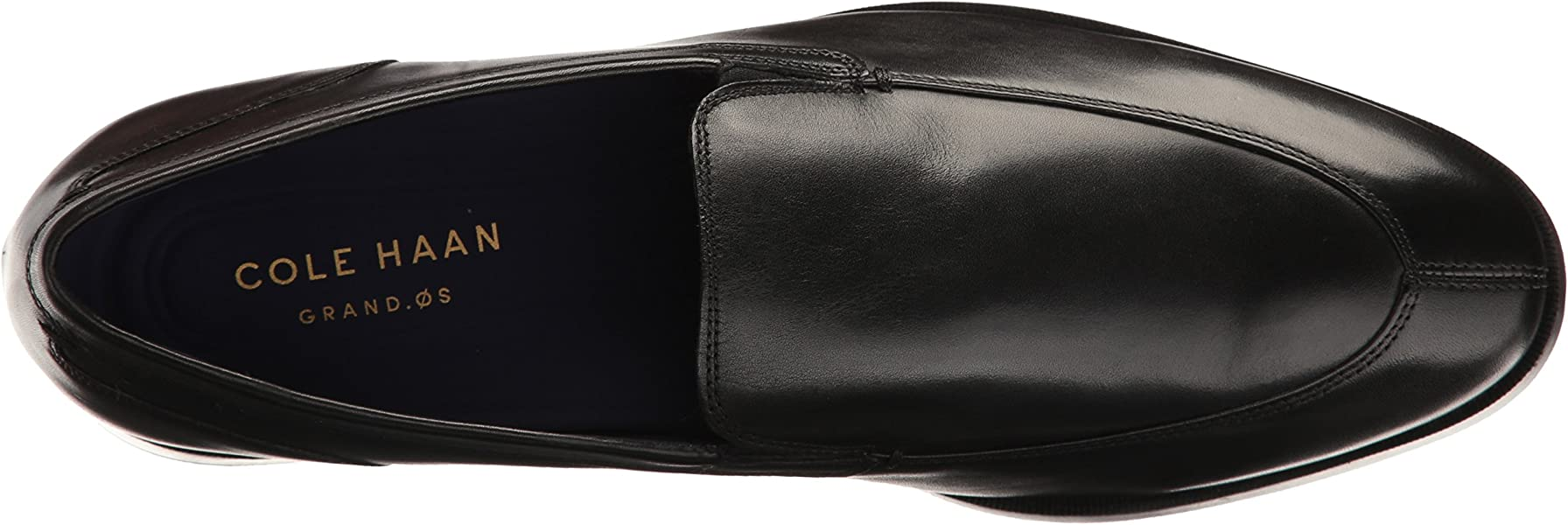 325373c16f9 Cole Haan Men s Jay Grand 2 Gore Slip-On Loafer Black 7 M US. Back.  Double-tap to zoom
